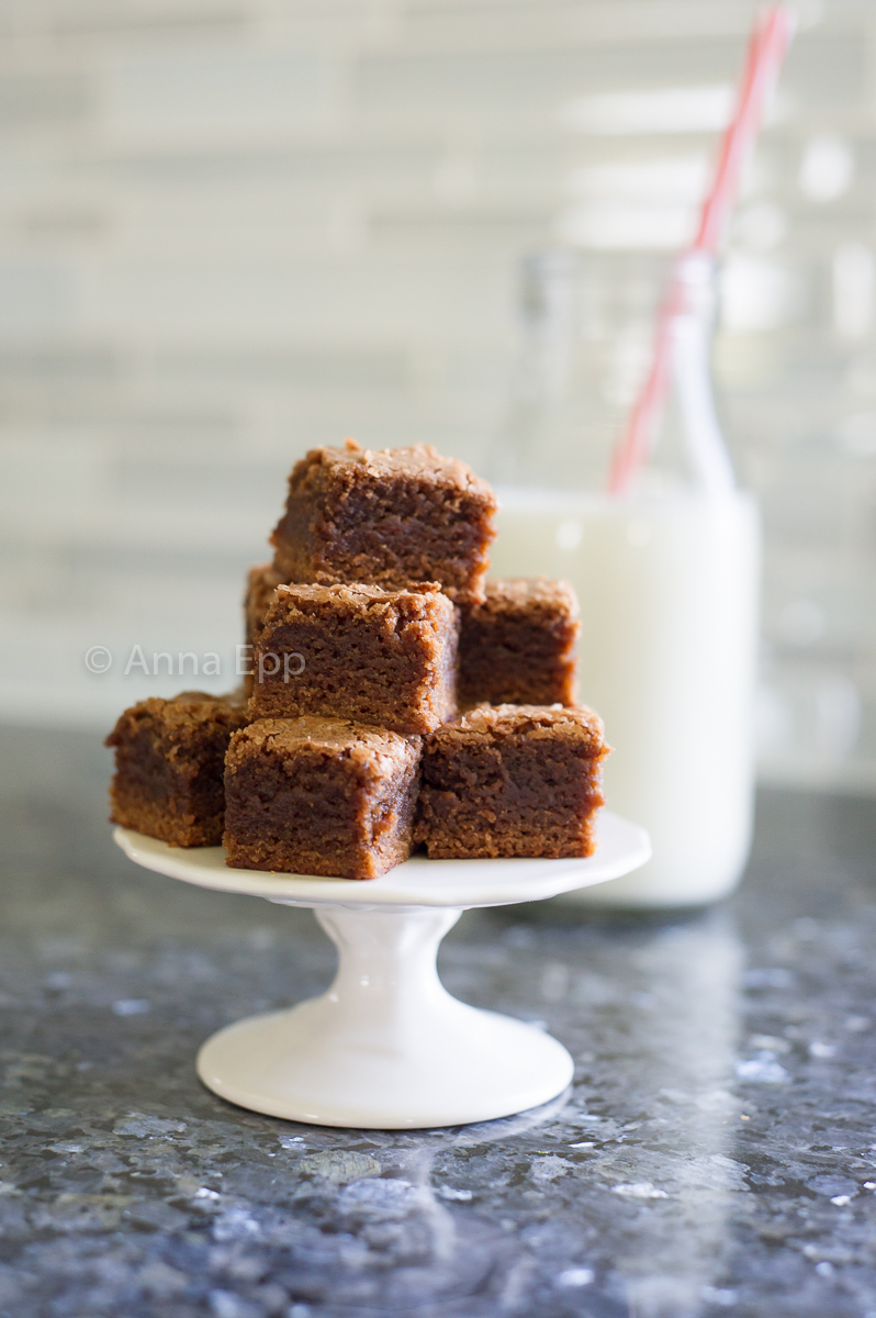 Farmhouse Brownies